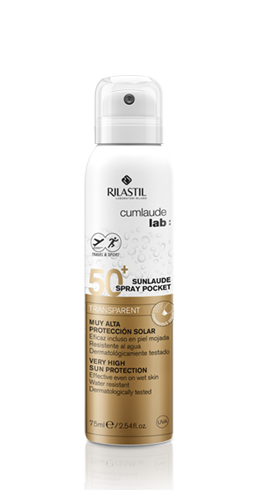 SUNLAUDE SPF 50+ Spray Pocket