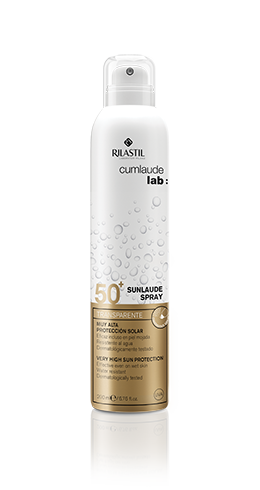 SUNLAUDE SPF 50+ SPRAY TRANSPARENTE